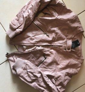 Куртка новая экокожа