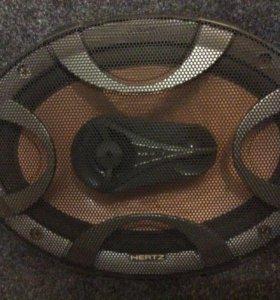 Авто акустика Hertz
