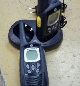 Рация Motorola xtr 446