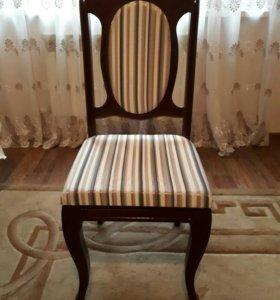 Новые стулья