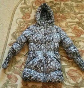 Куртка земисезонная