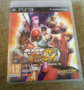 Игра для ps3 superstreet fighter