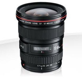 Canon EF 17-40 f4 L usm