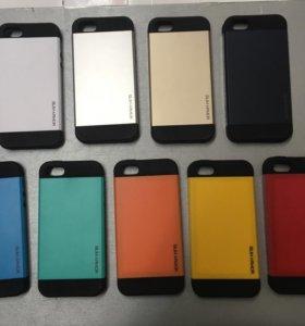 Новые чехлы iPhone 5 5s 5se