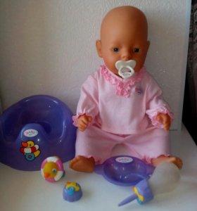 BABY born, кукла.