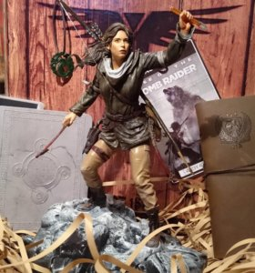 Rise of the tomb raider collectors edition