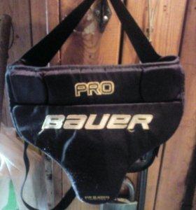 Хоккейная защита вратаря