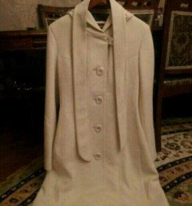 Пальто кашемир новое