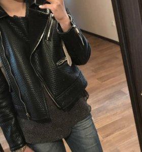 Куртка манго ,почти новая