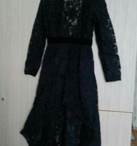 Вечернее платье,р.М торг