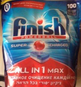 Finish all in 1 таблетки 100 шт