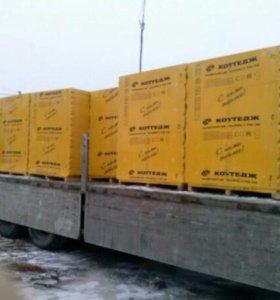 Стеновые блоки из газобетона