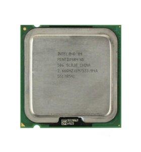 Intel Pentium 4 506 2.67 GHz (1024 KBA 533MHz)