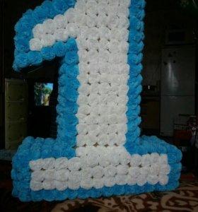 3д цифра