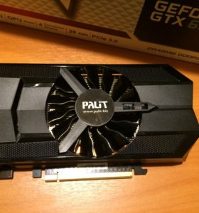 Видеокарта GeForce GTX 660 OC