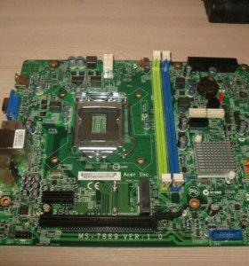 Материнская плата Acer Inc MS-7869 VER1.0