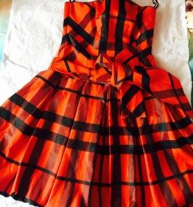 Праздничное (выпускное платье)