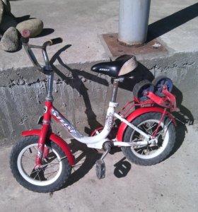 Велосипед летский