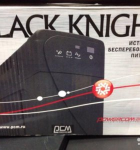 Ибп Black knight PowerCom bnt-600 ups