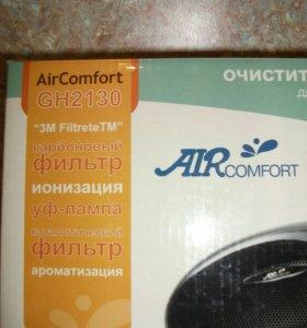 Очиститель воздуха для салона автомобиля и помещ.