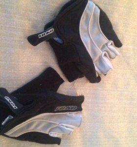 Велосипедные перчатки на подростка