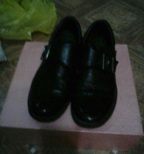Подросковые туфли