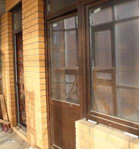 Продаётся Пластиковые окны и двери
