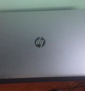 Игровой ноутбук HP.