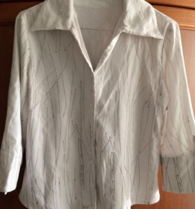 Платье блузка брюки р48