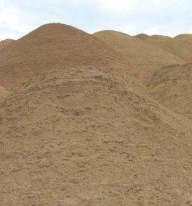 Доставка песка земли