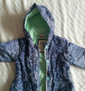 Куртка весна/осень для девочки!