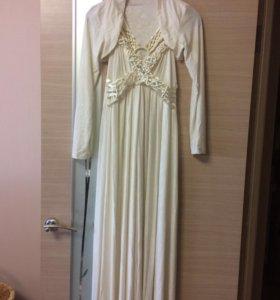 Вечернее платье (комбинезон)
