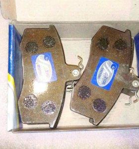Тормозные колодки ВАЗ 2110