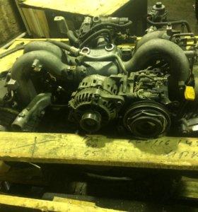 Мотор Subaru