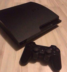 Игровая приставка PS3 + GTA 5