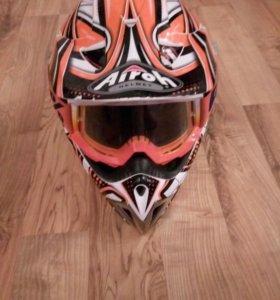 Продам шлем Airoh