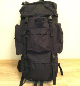 Туристический рюкзак 80л с алюм. каркасом