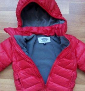 Куртка для мальчика весна -осень