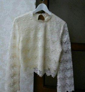 Новая блузка-кофта