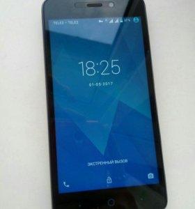 Смартфон ZTE Blade X3 (4G)