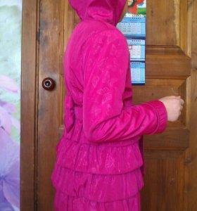 Пальто для девочке