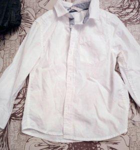 Рубашка на мальчика р. 92