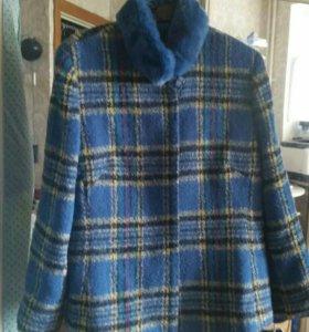 Жакет- пальто