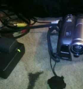 Кассетная видеокамера