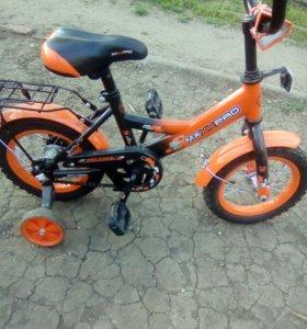 Велосипед детский на 3 5 лет
