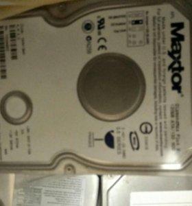 Жесткие диски IDE