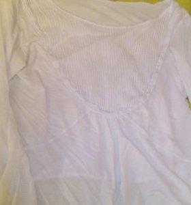 Блузка хб,рр,54