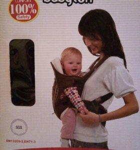 Рюкзак переноска babyton