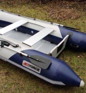 Лодка ПВХ Jet Force новая