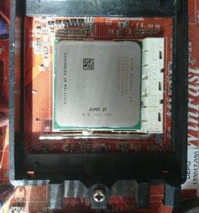 Материнская плата и процессор на 939 сокете